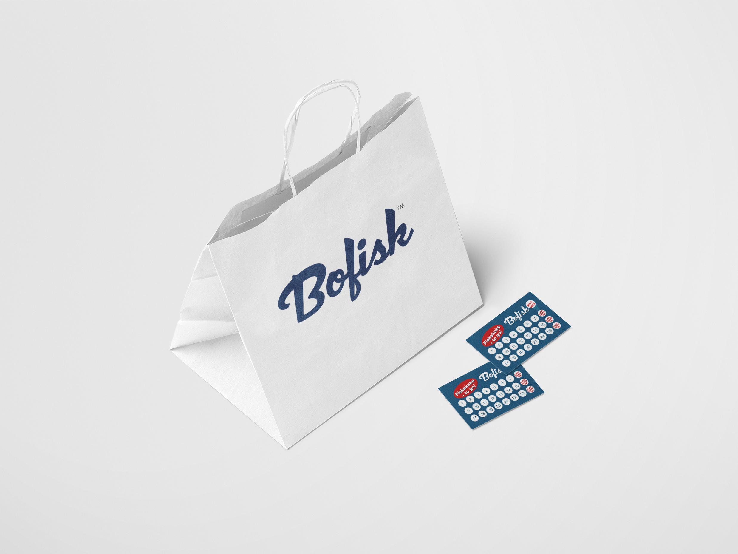 Logo og bonuskort, Bofisk